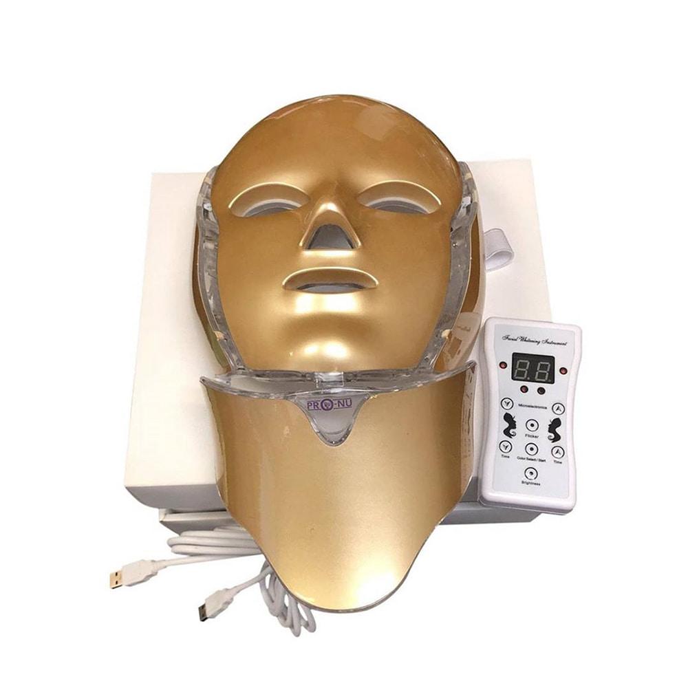ماسک ال ای دی صورت و گردن گلد ۲۰۲۰