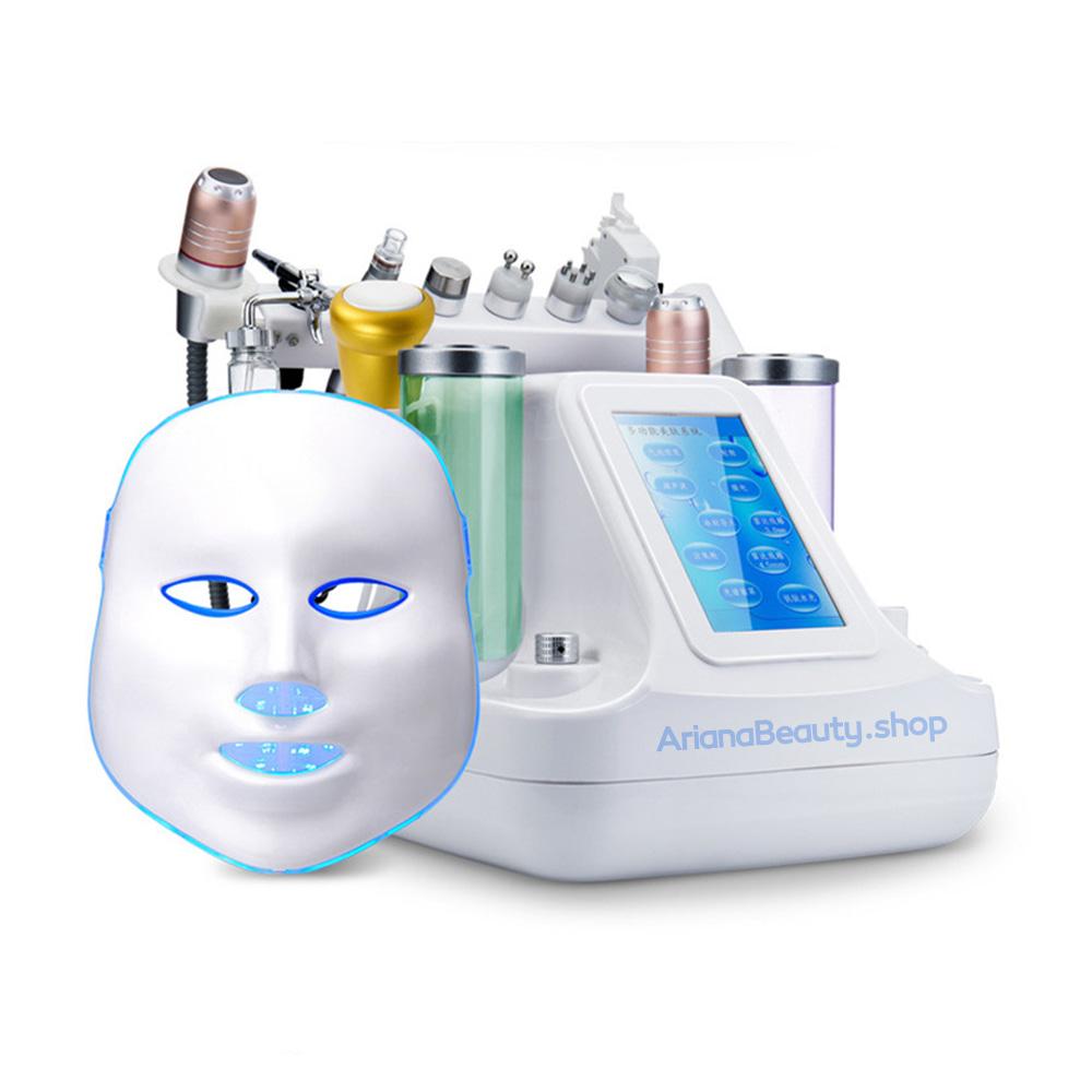 آکوافیشیال ۱۱ کاره دستگاه جوانسازی و زیبایی