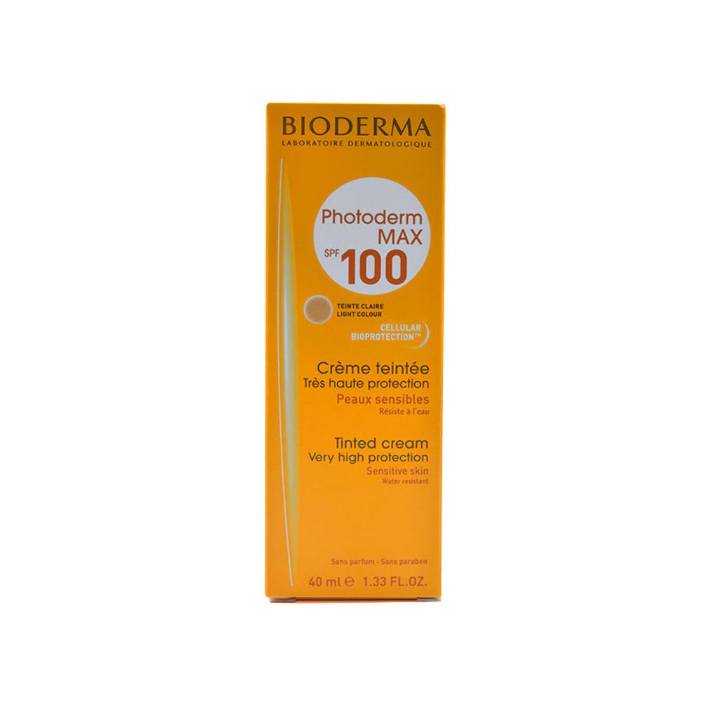 کرم ضد آفتاب فتودرم مکس SPF100 بایودرما ۴۰ میل