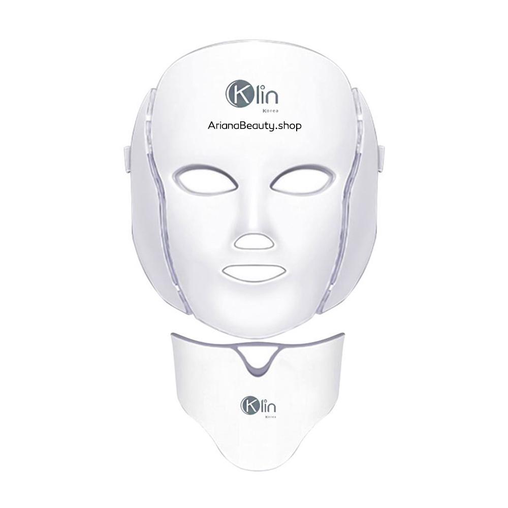 ماسک ال ای دی صورت و گردن کلین LM 7