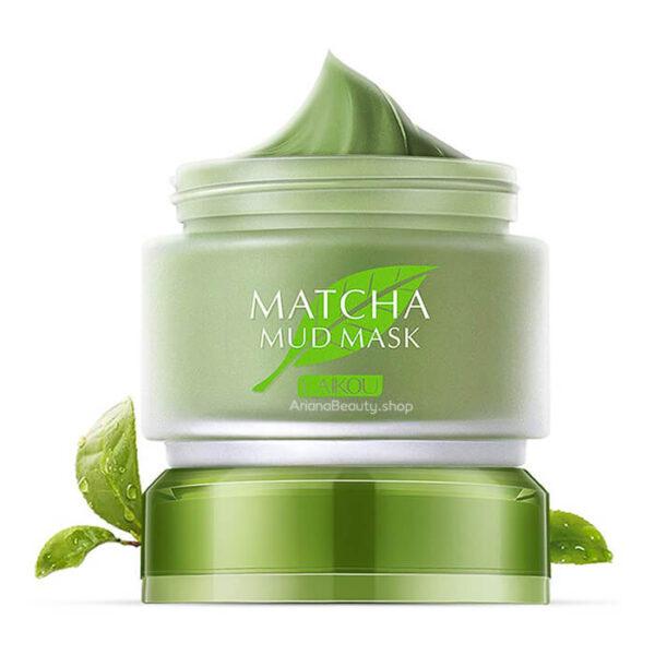 مود ماسک چای سبز برند Matcha