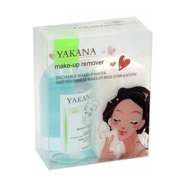 تونر آرایش پاک کن Yakana V7