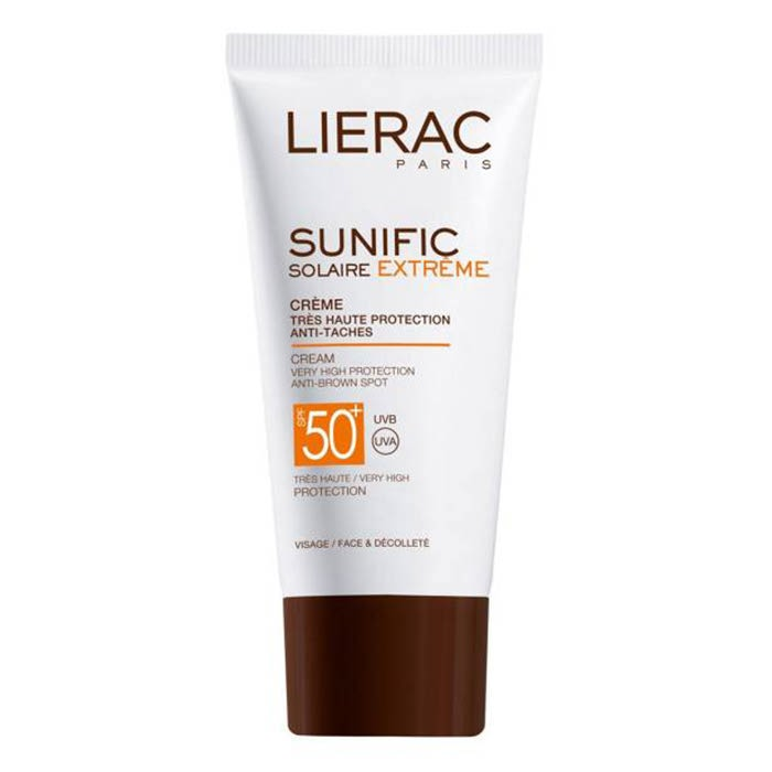 کرم ضد آفتاب لیراک LIERAC حجم 50 میل