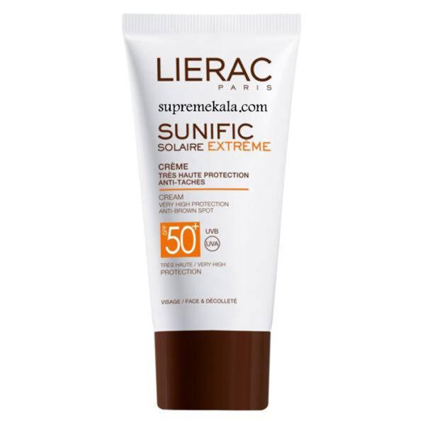ضد آفتاب لیراک اورجینال spf50