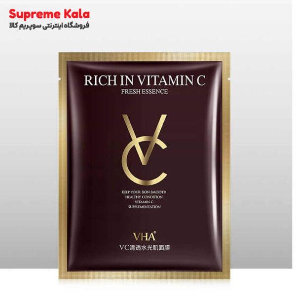 شیت ماسک ویتامین سی VHA